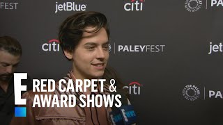"Cole Sprouse Is Not Singing in ""Riverdale"" Musical Episode 