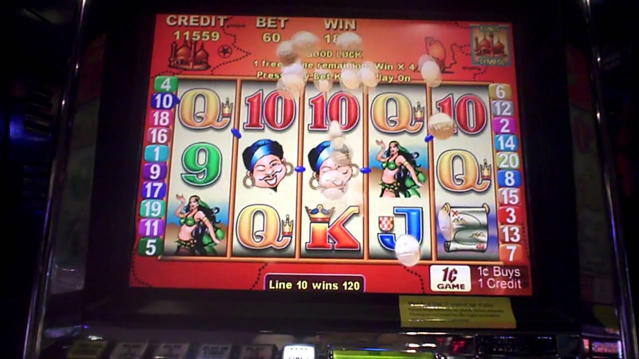 Genie magic poker machine the mental game of poker 2