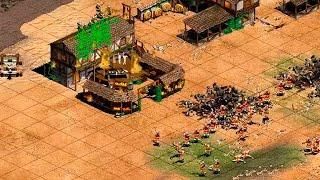 1v1 Arabia   Mayans vs Britons   vs Hera   Is Obsidian Arrows broken?