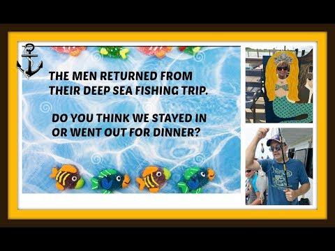 Deep Sea Fishing Trip In Wildwood Crest, NJ - The Men Returned
