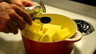Easy Margarine Soap