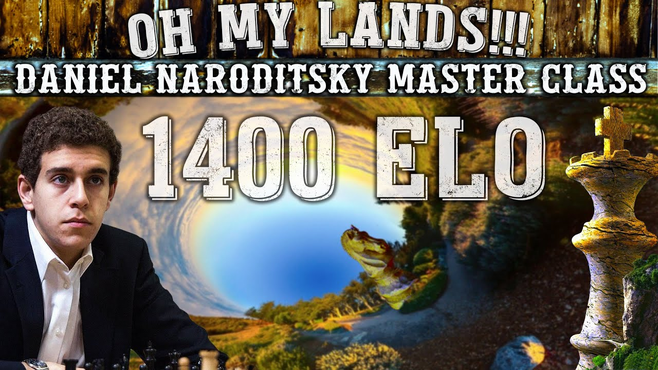 Master Class | The Spirit of D4! | Chess Speedrun | Grandmaster Naroditsky