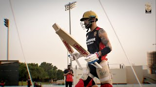 Virat Kohli RCB net session: Bold Diaries