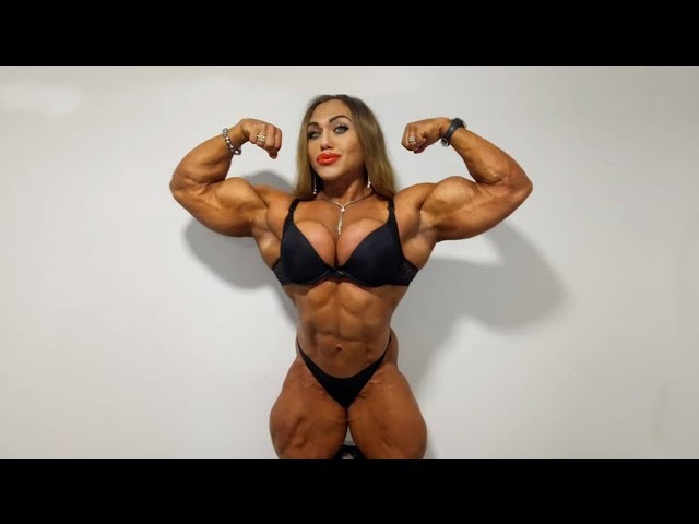 2018 IFBB Romania Muscle Fest Amateur: Наталья Кузнецова (Трухина) - Women Bodybuilding.