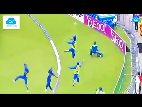 Thumbnail: Best Fielding in the Cricket History - Acrobatic Fielding !! (Please Comment ur favorite)