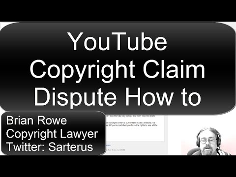 Copyright Claim Dispute How to: Bad Copyright Claim by CD Baby