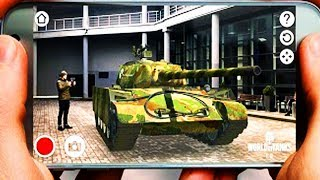 WORLD OF TANKS AR EXPERIENCE - GDC 2018 Launch Game Trailer【IOS, Android】Wargaming