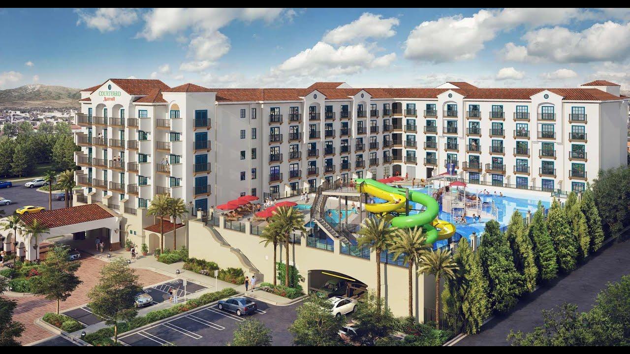 Marriott Courtyard Anaheim Disneyland Hotel