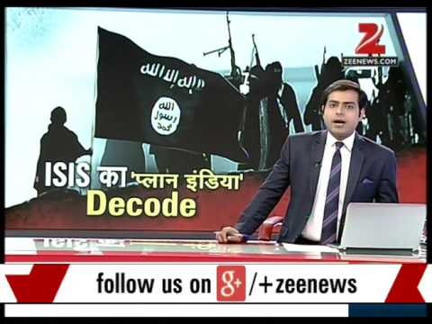 ISIS suspects arrested from Hyderabad were planning for Paris and Brussels like attacks in India
