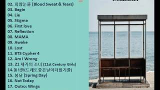[Full Album] 방탄소년단 (BTS) - You Never Walk Alone