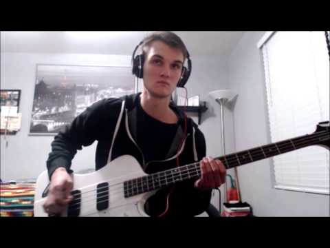 Angels and Airwaves - Recover (Demo) Bass Cover