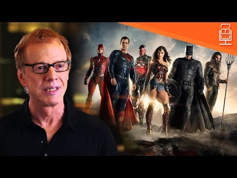Danny Elfman forced to Score Storyboards on Justice League
