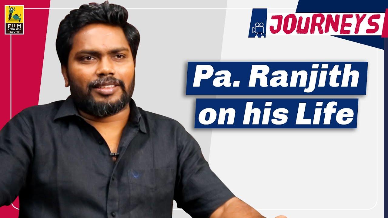 Interview: Pa Ranjith (on his life) | Baradwaj Rangan