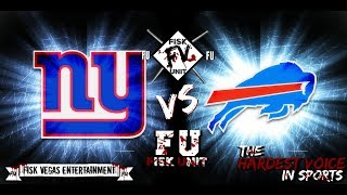 Giants vs Bills preview: Eli will lose us this game too smh we have no hope