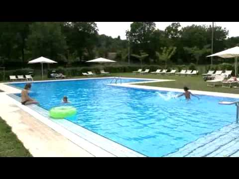 camping parco delle piscine sarteano toscane itali