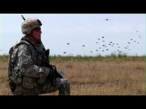 82nd Airborne Experience