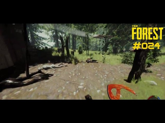 Let's Play The Forest | Chaos nach der Party | Folge #024