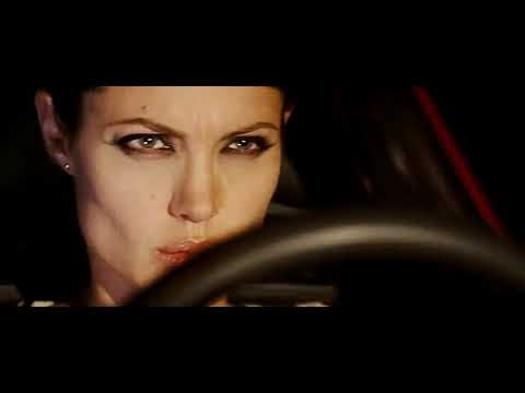 Best action scene of Wanted(2008)720p BRRip   Angelina Jolie   Wanted Movie scene