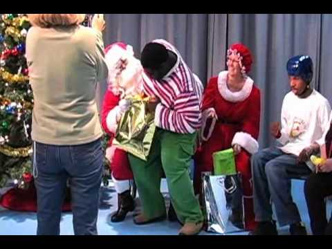 Sidney Lanier Center annual Christmas celebration