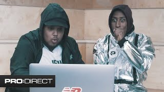 CHUNKZ & YUNG FILLY ft. SADIO MANÉ | FOOTBALL BOOTS SENT TO SPACE