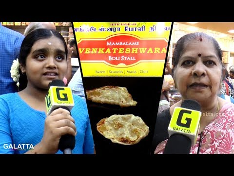Venkateshwara Boli Stall | Street Food Galatta | West Mambalam| EP 04 | Street Food Series