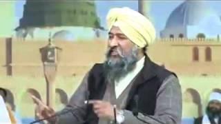(Punjabi) Gyani Karnel Singh representing Baba Gurdev Singh Ji at Jalsa Salaana Qadian 2011