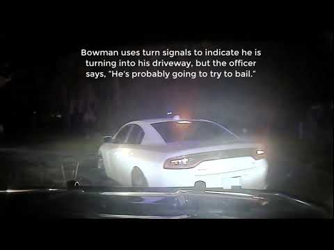 Martinezz Bowman Brutal and Unconstitutional Attack by Columbia County Sheriff's Office Police Dog