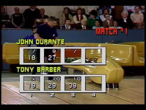 Duckpin Classics: 1985 Duckpin Challenge - Barber, Durante, Pelletier