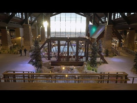 Inside Colorado's new Gaylord Rockies Resort and Convention Center