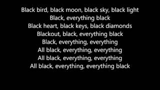 Unlike Pluto - Everything Black (feat. Mike Taylor) (lyrics)