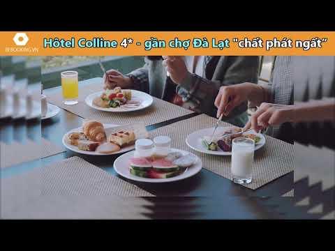 BeBooking Review - Hotel Colline Đà Lạt - Khách sạn gần chợ Đà Lạt Cực tuyệt vời để Nghỉ Ngơi