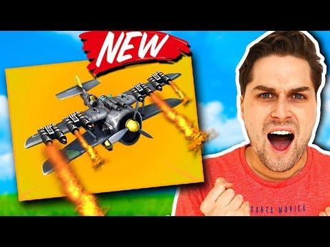 *NEW* Je Kan Nu Vliegtuigen Upgraden! 😍 - Fortnite Air Royale LTM