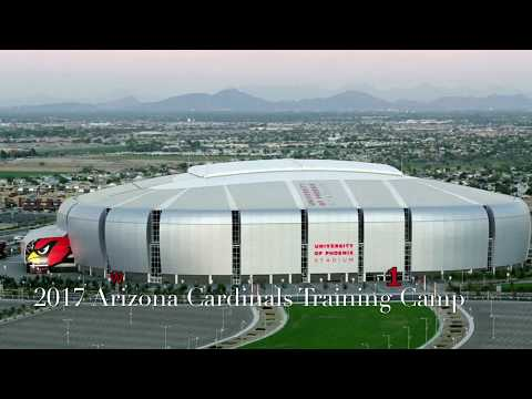 2017 Arizona Cardinals Training Camp