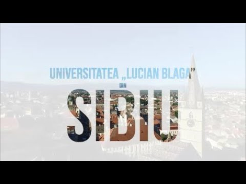 2020 Spot Promo ULBS Studenti