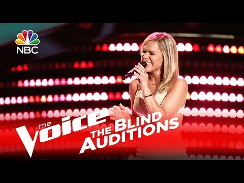 Natalie Yacovazzi - Mr. Know It All (The Voice Blind Audition 2016)