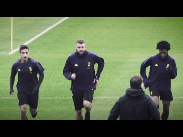 Juventus vs Young Boys | UEFA Champions League Build-up