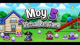 Video Moy 5 -  Virtual Pet Game download MP3, 3GP, MP4, WEBM, AVI, FLV Desember 2017