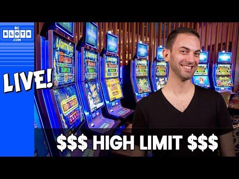 Live Massive Jackpot Handpay Brian Christopher Slays The
