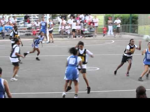 #3 Netball Bermuda October 15 2011