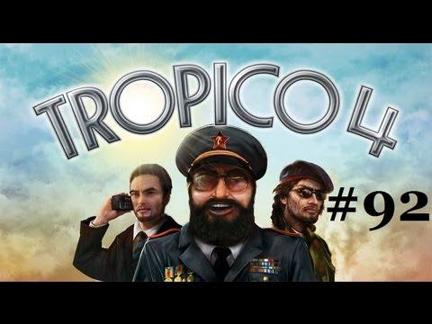 Let's Play Tropico 4 Part 92: White Flag |