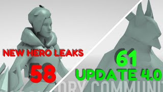 VAINGLORY 2 NEW HERO LEAKS UPDATE 4.0 +   VAINGLORY LEAKS UPDATE   VAINGLORY 4.0   flameEater