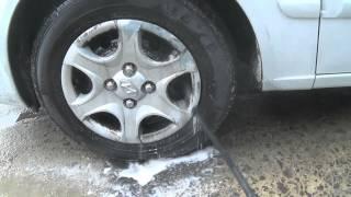 Как быстро отмыть диски на Авто