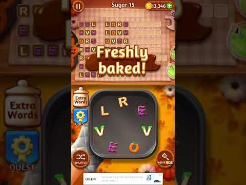 Word Cookies Sugar 15 | Word Cookies Answers
