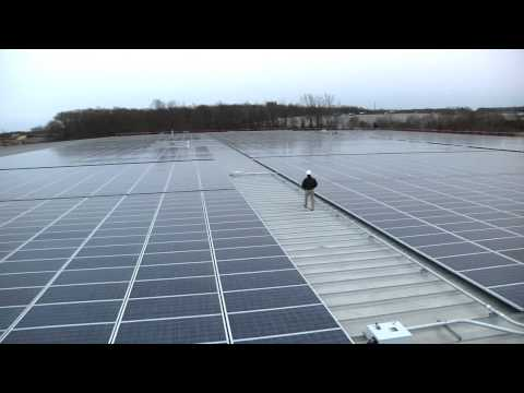 NextSun Energy 2,5MW Solar PV project in Massachusetts