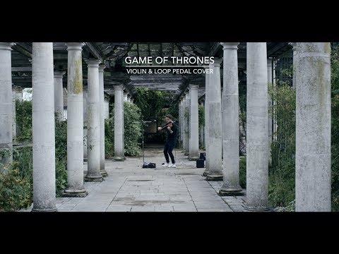 Game of Thrones  Violin & Loop Pedal   Joel Grainger