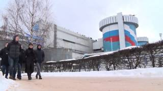 Будущие специалисты Белорусской АЭС проходят обучение на Калининской АЭС