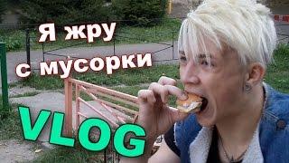 VLOG: Я жру с мусорки / Андрей Мартыненко