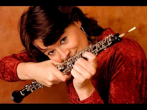 Antonio Vivaldi, Oboe Concerto F-major, Pauline Oostenrijk