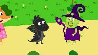 Fox Family Сartoon movie for kids #349