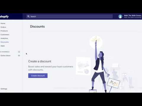 Shopify, PayWhirl, LeadDyno, Promo Code & Affiliate Code Setup